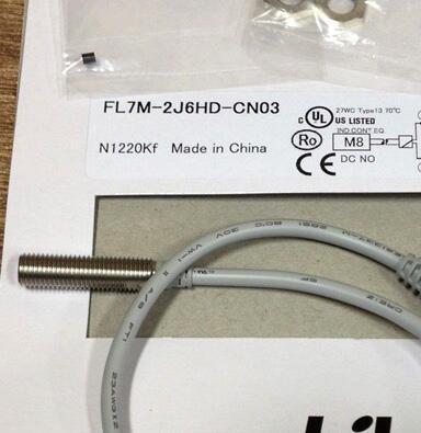 Free Shipping 2pcs LOT Proximity sensor FL7M 2J6HD FL7M 3J6HD or FL7M 3J6HD CN03 FL7M 2J6HD