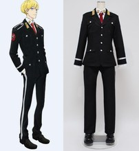 ACCA 13 Territory Inspection Dept Jean Otus cosplay costumes