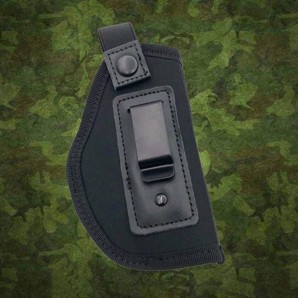 Holster For Concealed Carry IWB Holster Waist Band Handgun Carrying System Hand Gun Elastic Holder For Pistols