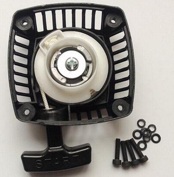 Çekmeli Marş (Metal pençe merkezli) başlangıç 23cc 26cc 29cc 30.5cc motor zenoah CY 1 5 hpi baja 5b rovan LT Losi 5ive-t