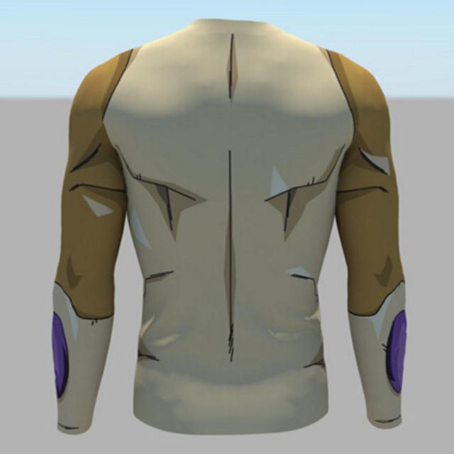 Dragon Ball Z Freeza Armour Compression T-Shirt