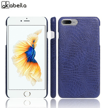 AKABEILA Mobile Phone Cases For Apple iPhone 7 Plus iPhone7 Plus A1661 A1784 iPhone 7 Pro Covers Plastic Bag Skin Shell(China)