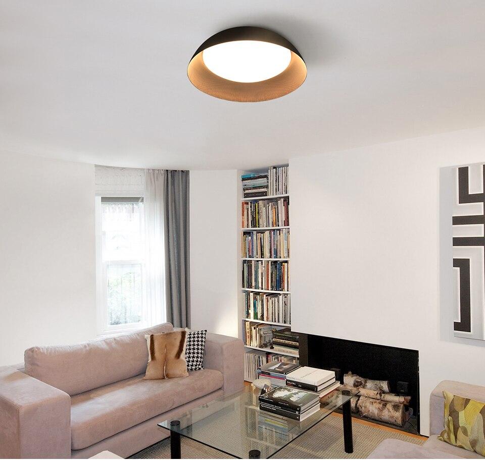 Moderno e elegante CONDUZIU a lâmpada do teto 24 W 40 W SMD LED teto
