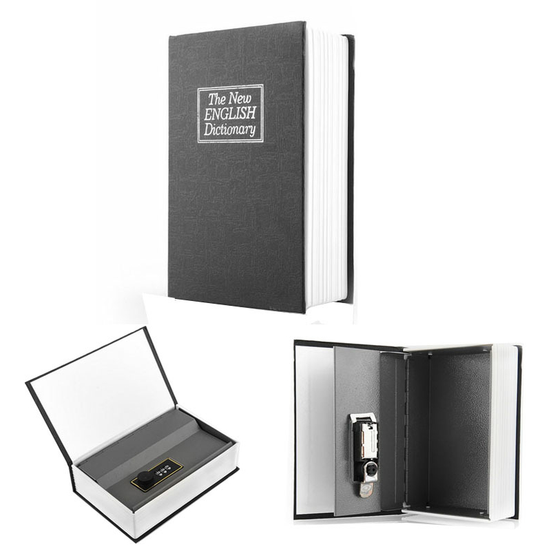 Ordbok Money Box Hidden Secret Book Design Verdisaker Safe Box - Hjemmedekorasjon