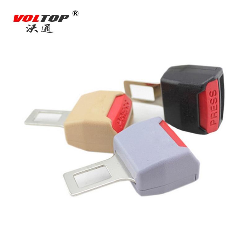 voltop 1pcs car seat belt extender seat belt buckle safety belts socket padding adjustable. Black Bedroom Furniture Sets. Home Design Ideas