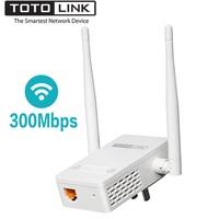 TOTOLINK EX200 300Mbps Wireless Wifi Range Extender Wireless WiFi Repeater With 2 4dBi External Antennas WiFi