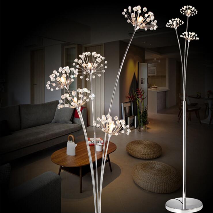 Stehlampen Wohnzimmer