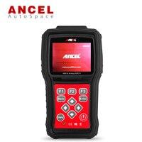 ANCEL AD610 Code Reader Samochodów ABS SRS Airbag Crash SAS Danych Narzędzia Reset + Uniwersalny OBD2 OBD Skaner Motoryzacyjny Diagnostyki Scan Tool