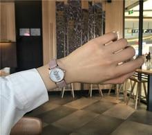 Couple Watches for Lovers Pair Ultrathin luxury Ulzzang brand Quartz Wrist Watch Fashion Waterproof Men Women