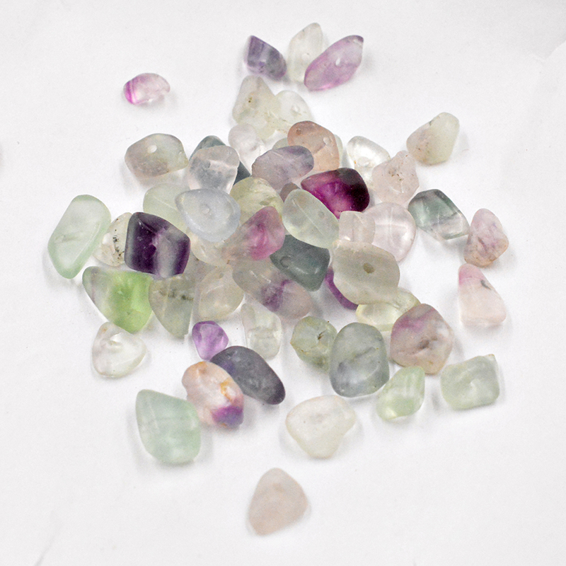 FLTMRH Natural Crystal Stone Freeform Chip Beads , For Diy Jewelry Making , Provide Mixed Wholesale For All Items !