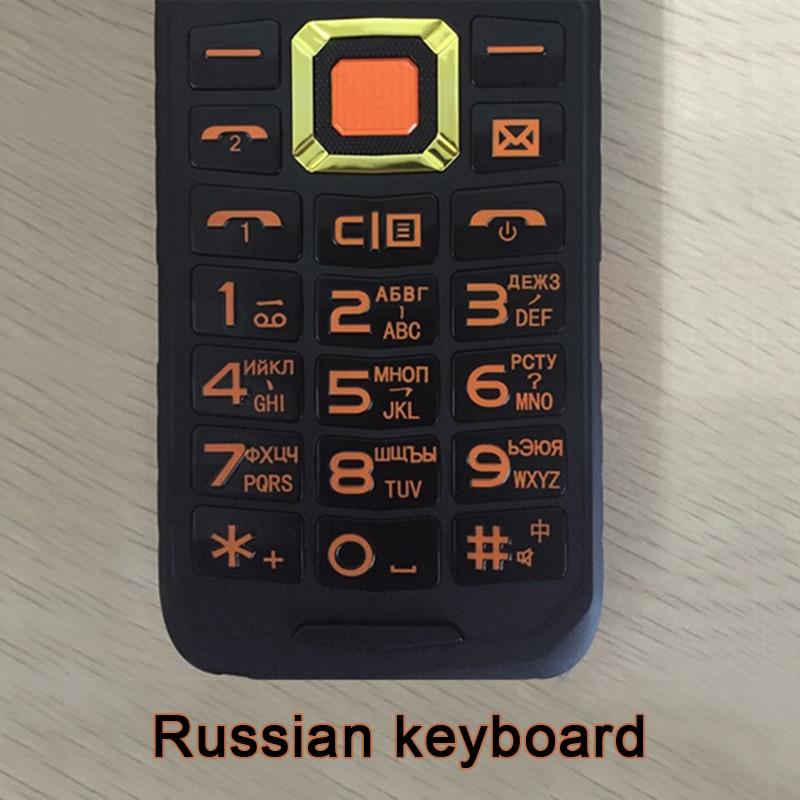 Toque Flip Doble pantalla doble Tierra Dual SIM Rover X9 vs X10 - Teléfonos móviles - foto 6