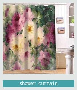 Hot Sale All Studio Ghibli Character Totoro Custom Shower Curtain BathroomDecorstudio CurtainBath Bathroom WaterproofCurtain