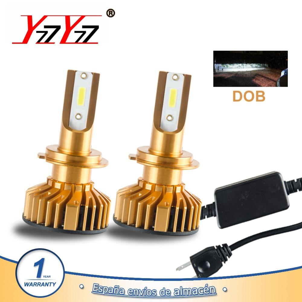 Bombillas Led H7 Canbus.H4 Mini H7 Led Canbus Car Headlight Bulb 12v 9005 Hb3 9006 Hb4 72w