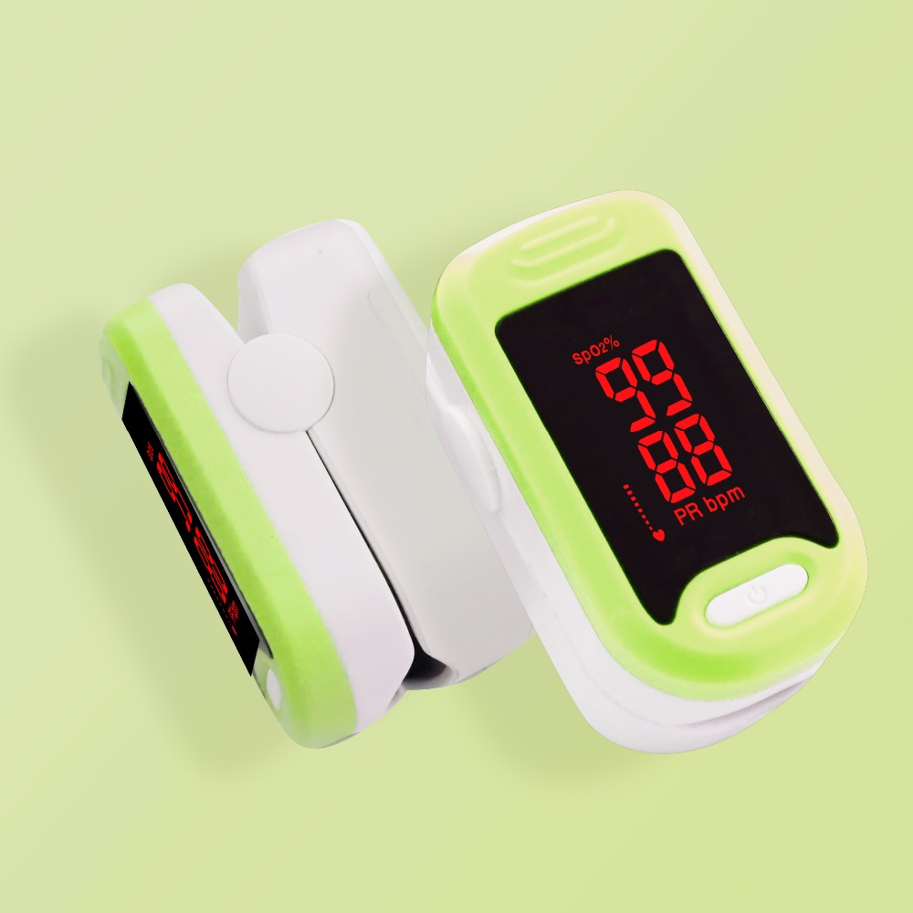 Yongrow Fingertip Pulse Oximeter & Wrist Blood Pressure Monitor & Baby Ear  Infrared Thermometer Family Health Care Gift Oximeter