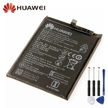 Original Replacement Battery For Huawei Honor 9 P10 Ascend P10 HB386280ECW Genuine Phone Battery 3200mAh hua wei original battery hb386280ecw for huawei ascend p10 honor 9 mobile phone batteria li ion 3200mah tools