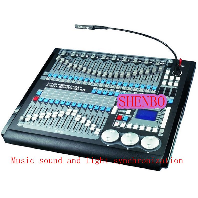 2017 new high quality upgraded version controller stage moving head control board dmx king kong. Black Bedroom Furniture Sets. Home Design Ideas