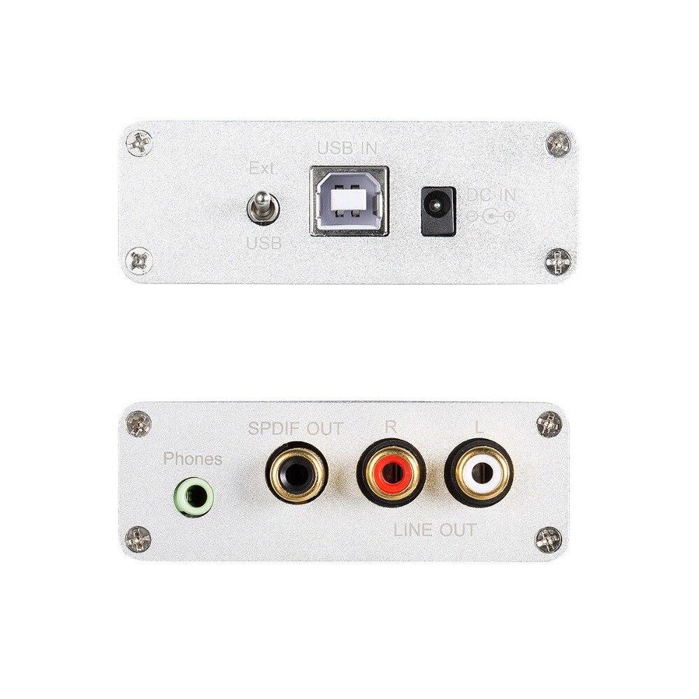 2018 Mini Douk Audio Mini DSD1796 + XMOS-U8 384K / 32bit USB DAC - Audio dhe video në shtëpi - Foto 4
