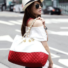 Fashion Women Knitting Bag High Leather Handbags Women Shoulder Bag Bolsa Feminina Messenger Bags Big Capacity Totes SAC A Main