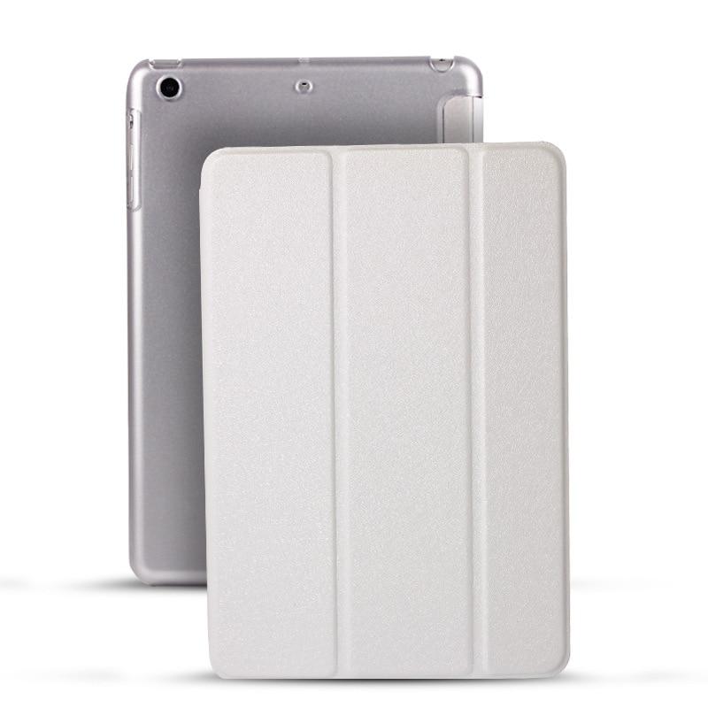 PANSOPHY Lüks Ipek Deri Kılıf Keçe Apple iPad 2/3/4 Akıllı CASE - Tablet Aksesuarları - Fotoğraf 4