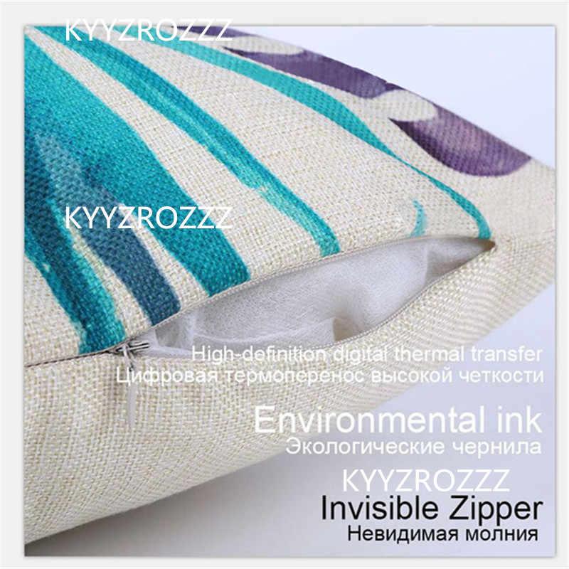 الإبداعية الديكور زيبرا غطاء الوسادة كوالا الزرافة تهب فقاعات لطيف الحيوان Pillow الفراش للأطفال ديكور غرفة نوم