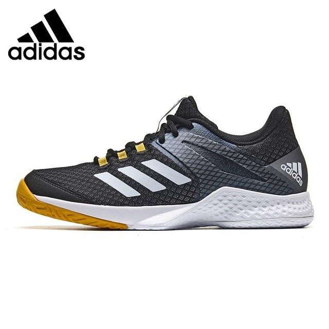 wholesale dealer f7a23 3994f Original New Arrival Adidas adizero club Men s Tennis Shoes Sneakers