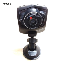 WFCVS Full HD 1080P Car DVR GT300 Dual Lens Video Recorder With Night Vision Wide Angle