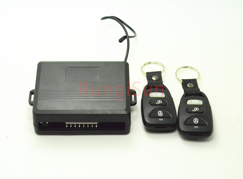 24V Truk Sistem Penguncian Tengah DC 24V Window Actuator Remote Central Remote Key