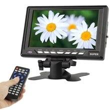 7.8นิ้วกว้างจอแอลซีดีจอแสดงผลขนาดเล็ก/ทีวีอะนาล็อกที่มีมุมมองกว้าง,สนับสนุนการ์ดSD/MMC, USBแฟลชดิสก์, AVในฟังก์ชั่น(DA-701C)