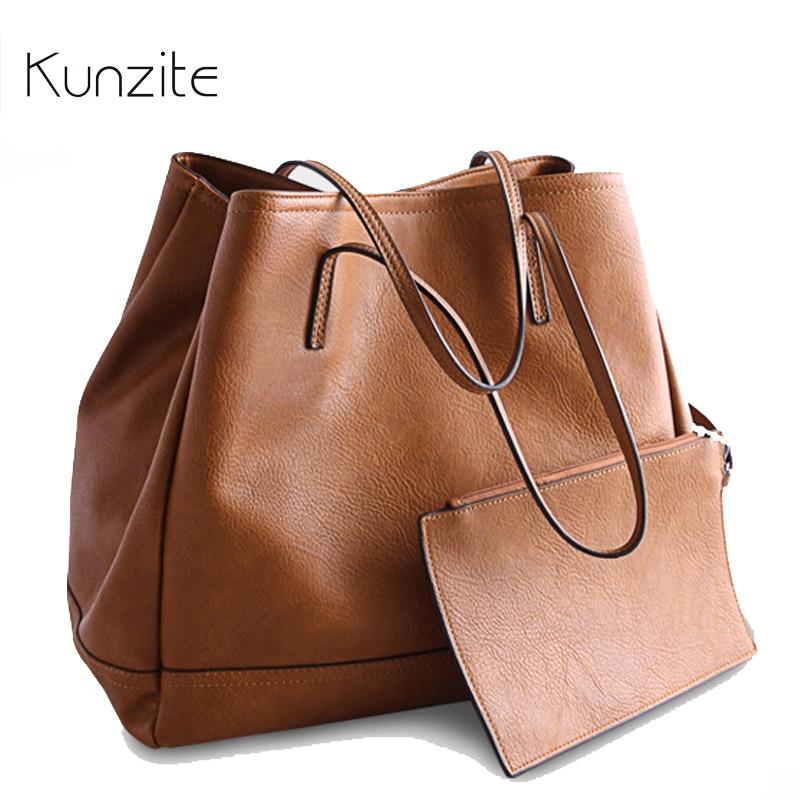 solid luxury women designer leather handbags 2016 ladies sling tote portable vintage pochette