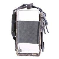 מכשיר הקשר חבילה חיצונית פאוץ טקטי ספורט התליון הצבאי Molle ניילון רדיו מכשיר הקשר מחזיק חפצי תיק שקית (5)