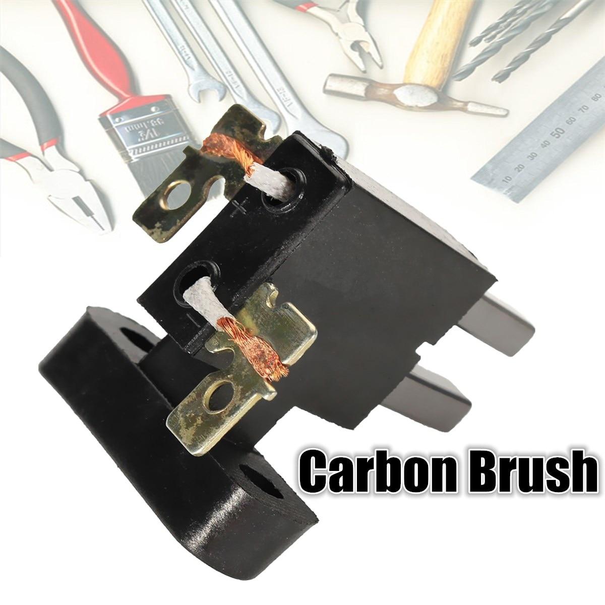 1Pcs Universal Carbon Brush For Honda Powermate For Kawasaki 4KW 5KW 7KW Generator AVR generator brushes generator carbon brushcarbon brush for generator - AliExpress