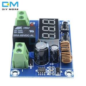 XH-M609 DC 12в-36в модуль зарядного устройства Защита от перенапряжения батареи Точная защита от пониженного напряжения Модуль платы