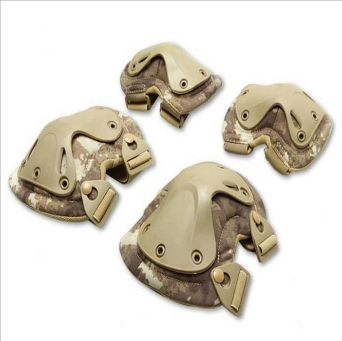 Gear Tactical Military Army Outdoor Sports Kneepad Elbow Knee Cap guard Set protect your knee
