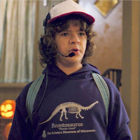 Stranger Things Cotton Dustin Hoodie Sweatshirt For Women Men Tops Eleven Demogorgon Hooded Dinosaur Jumper Pullover Tracksuit