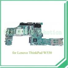 NOKOTION 48.4QE13.031 FRU 04X1151 Für lenovo thinkpad W530 laptop motherboard nvidia N14P-Q1-A2 grafiken QM77 DDR3