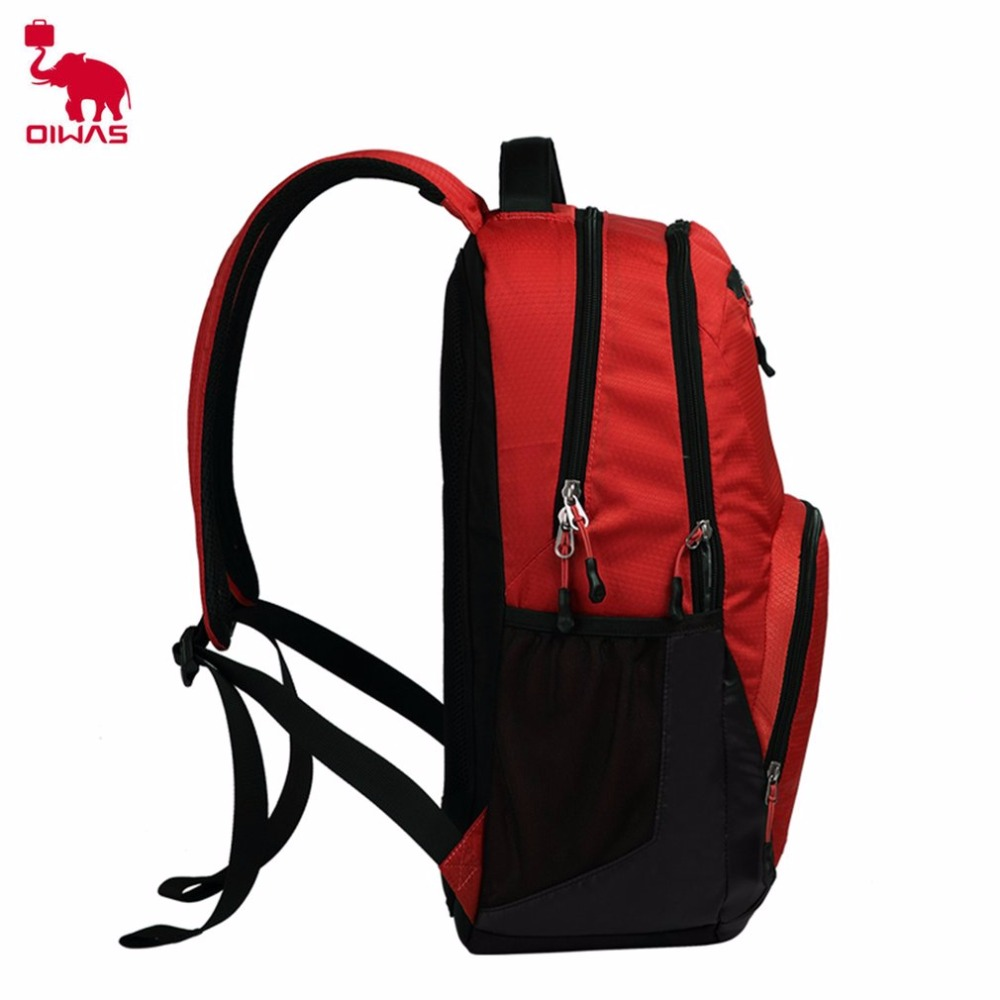 Oiwas Backpack 24L Super Light Laptop Business Bags Waterproof Bag  Shockproof School Backpack Brand Bags Unisex 7 Colors-in Backpacks from  Luggage   Bags on ... 3c9b500e0e