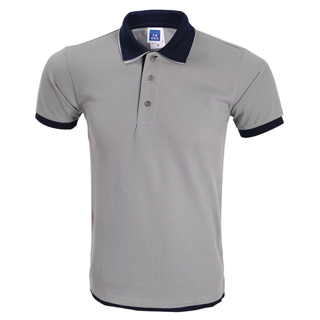 2 colour polo shirts