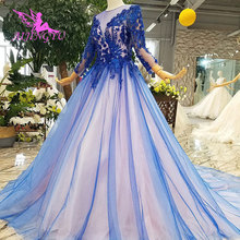 AIJINGYU Beautiful Ball China Gown Wedding Dress With