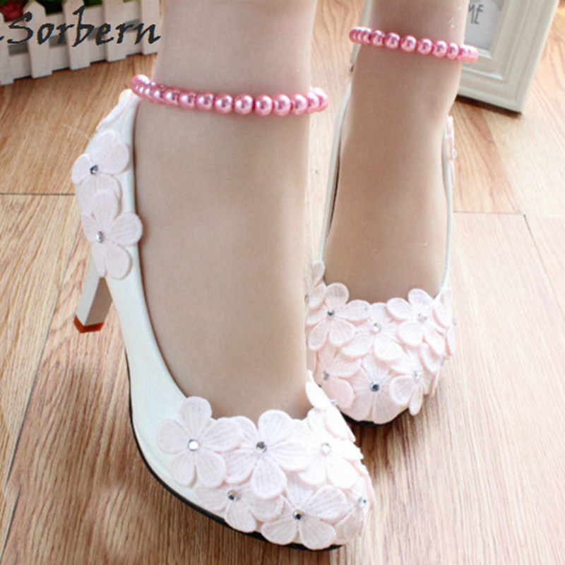 Buy woman wedding shoes light pink and get free shipping on AliExpress.com 86eaae15568d