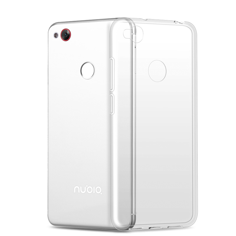 new styles 95469 b1ee9 US $1.49 25% OFF|ZTE nubia Z11 Mini Case 5.0 inch Transparent TPU Soft  Cover Case For ZTE nubia Z11 Mini 64gb Phone Case ZTE Z 11 Mini Back  Cover-in ...