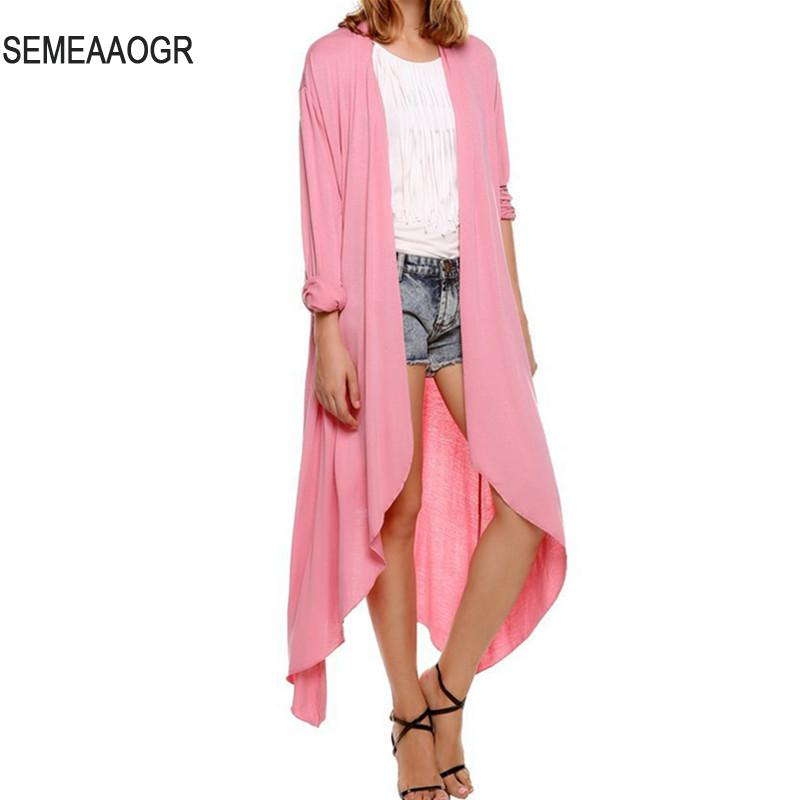 Aliexpress.com : Buy New Autumn Women Cardigans Irregular Knitted ...