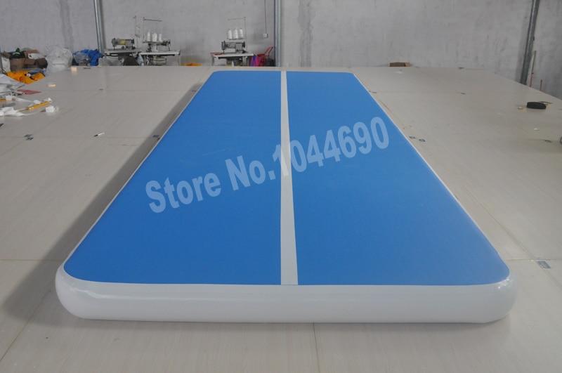 8*2m sport using air track mat, gymnastics air track factory 8 2m sport using air track mat gymnastics air track factory