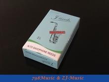 XINZHONG New 10Pcs High Grade Bamboo 2# Alto Saxophone Eb Reeds Musical Instrument Professional Saxophone Accessories