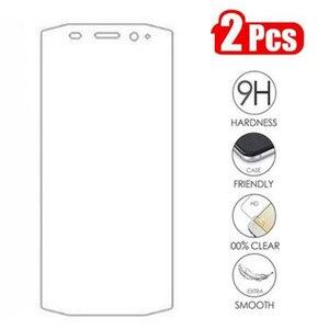 Image 1 - Tempered Glass For Blackview BV5800 Screen Protector 9H 2.5D Phone On Protective Glass For Blackview BV5800 Pro Glass