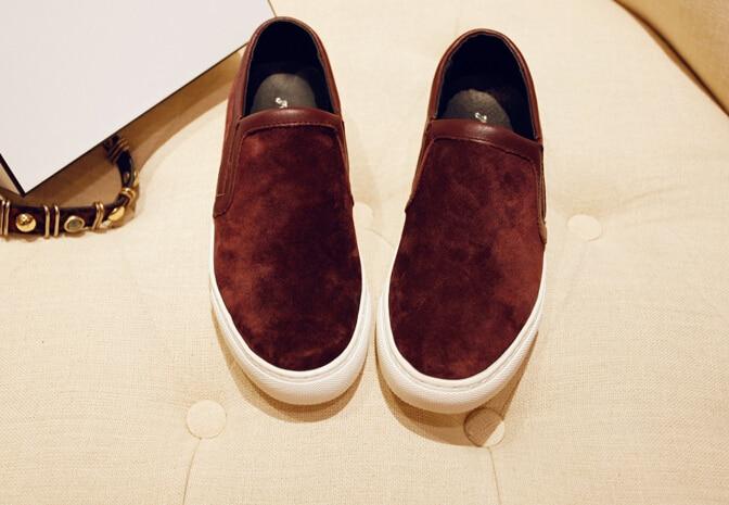 df1d7875a51 Hot sale women flats women slip on genuine leather oxford shoes Top quality  brand flat shoes women fashion ladies shoes