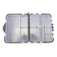 Top Product Fishing Tackle Boxes Outdoor Waterproof  Plastic Carp Fish