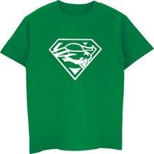 Super Fã T-Shirt Superman New England Patriots Acaricia Os Fãs T Shirt Dos  Homens do Algodão de Manga Curta Camisas Hip Hop Tees. e51e5b593a4d2