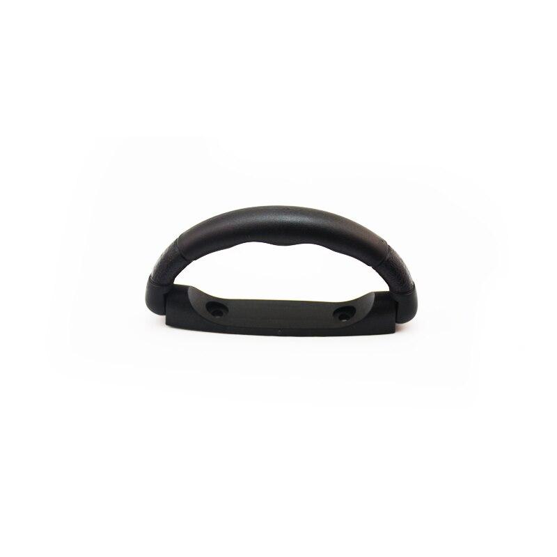 120MM audio box handle loudspeaker box black plastics handle free shipping