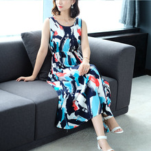 Dresses for women summer 2019 fashion Korean new products co