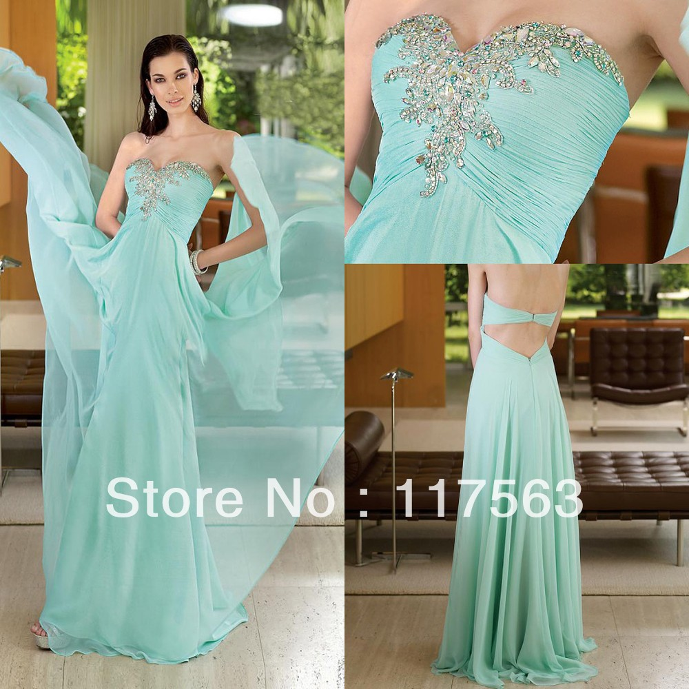 Beautiful Indian Style Prom Dresses Embellishment - All Wedding ...